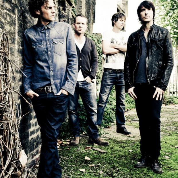 Toploader set for Wirral Guitar Festival date
