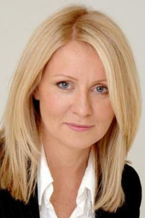 Employment minister Esther McVey says young people must be prepared to take 'entry-level' jobs to get on in life