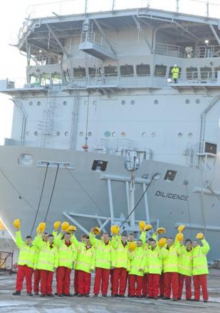 WIRRAL shipping company Cammell Laird has taken on 18 new apprentices just in time for Christmas.