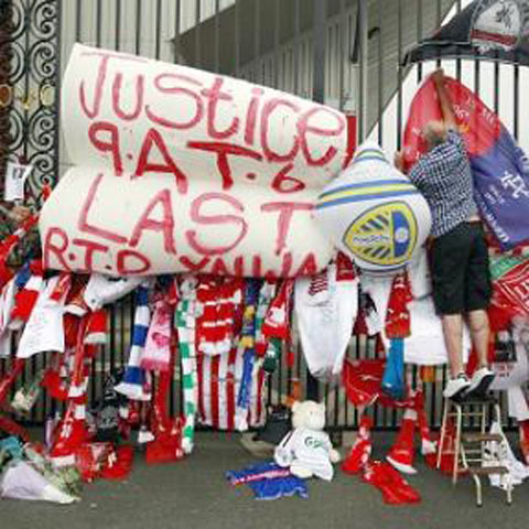 Anger over Hillsborough evidence