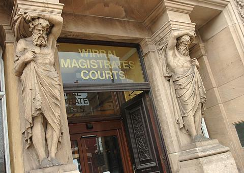 Wirral Globe: The pair will return to Wirral Magistrates' Court for sentencing on March 5