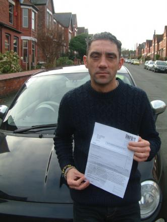 Dad's dismay after trip to the loo sees him hit with £140 parking fine
