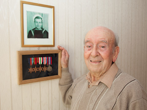 Wirral war veteran to return to shores of Anzio after 69 years