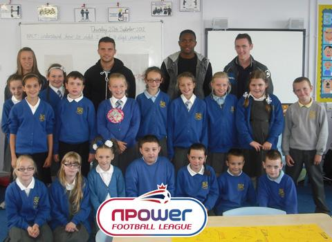 Tranmere Rovers scheme helps Wirral pupils set career goals