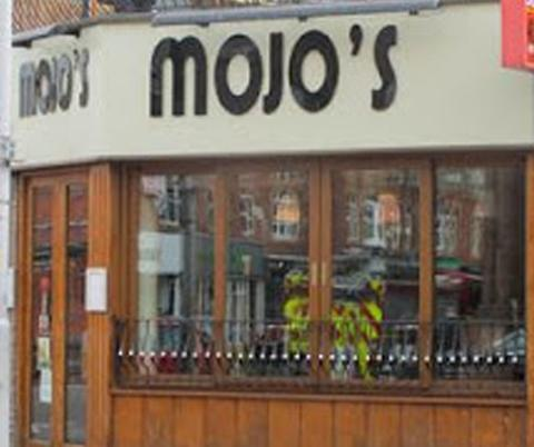 Mojo's in West Kirby.