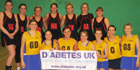 Wirral netballers raise hundreds in Nicola's memory