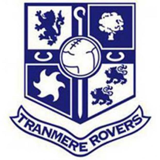 Tranmere Rovers take on Oldham Athletic at Prenton Park