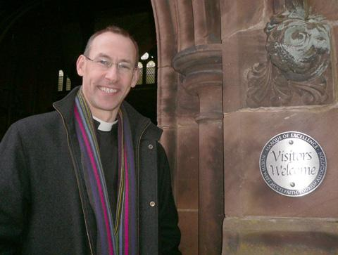 New vicar for Neston