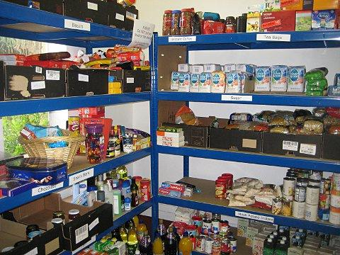 Spiraling poverty forces thousands to Wirral's food banks
