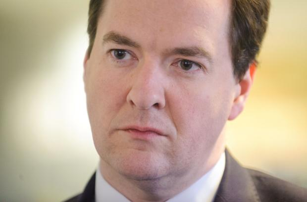 Chancellor George Osborne has set out plans to cut a further £25 billion from public spending
