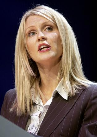 Speculation grows that Esther McVey will scoop top Cabinet job after Culture Secretary Maria Miller quits