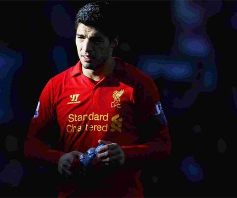 Wirral Globe: Luis Suarez: how is not going to work considered a punishment for anyone?