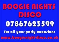 Boogie Nights Disco