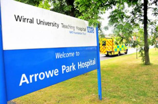 Wirral health trust chair resigns