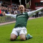 Leigh Griffiths has been named in the Scotland squad to face Croatia