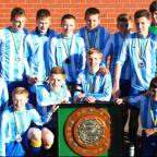 St Mary's Year 10 boys triumphed in the Merseyside Junior Challenge Shield competition.
