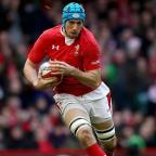 Justin Tipuric, pictured, and Sam Warburton are Warren Gatland's options at openside flanker