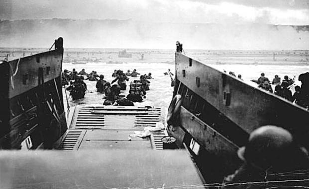 Wirral Globe: Let's not forget D-Day bravery