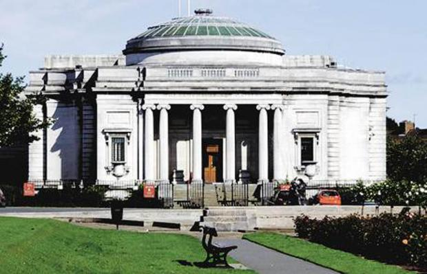 Lady Lever Art Gallery in Port Sunlight