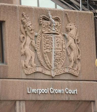 Liverpool Crown Court heard that at the time of the incident, James Moody was disqualified from driving and had a suspended sentence hanging over him