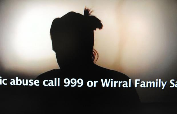 Powerful video launches new campaign against domestic violence in Wirral