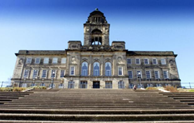Wallasey Town Hall: Council sent audit file to police