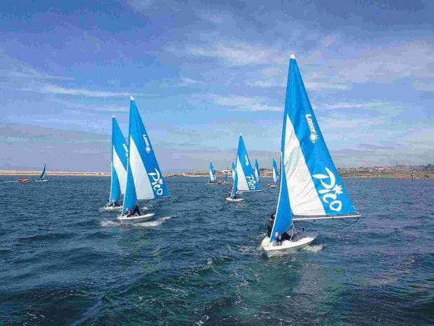 SAILING: Monkey business on River Mersey