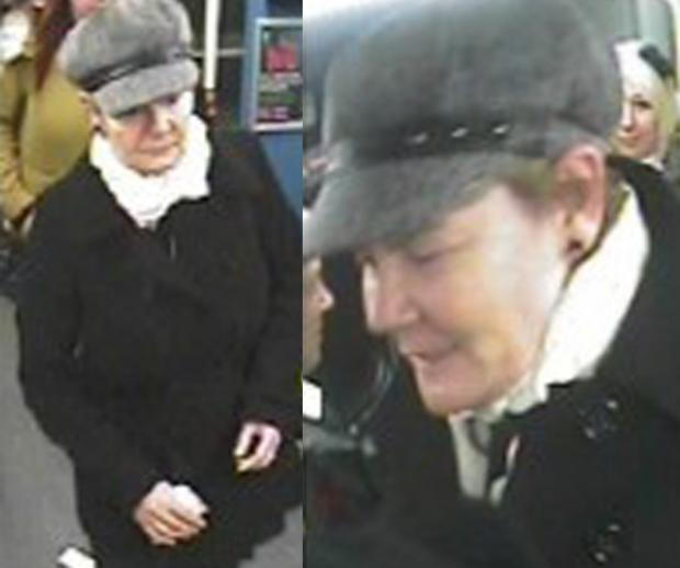 Officers would like to speak with this woman in connection with the alleged assault.