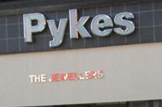 Pykes jewellers falls into administration
