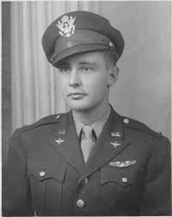 Second Lieutenant Jay Frederick Simpson was killed when a US Air Force P47 Thunderbolt came to grief at Saughall Massie in 1944.