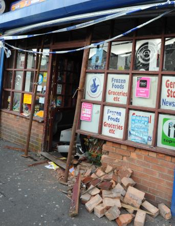 Witness appeal following spate of burglaries at Wirral businesses