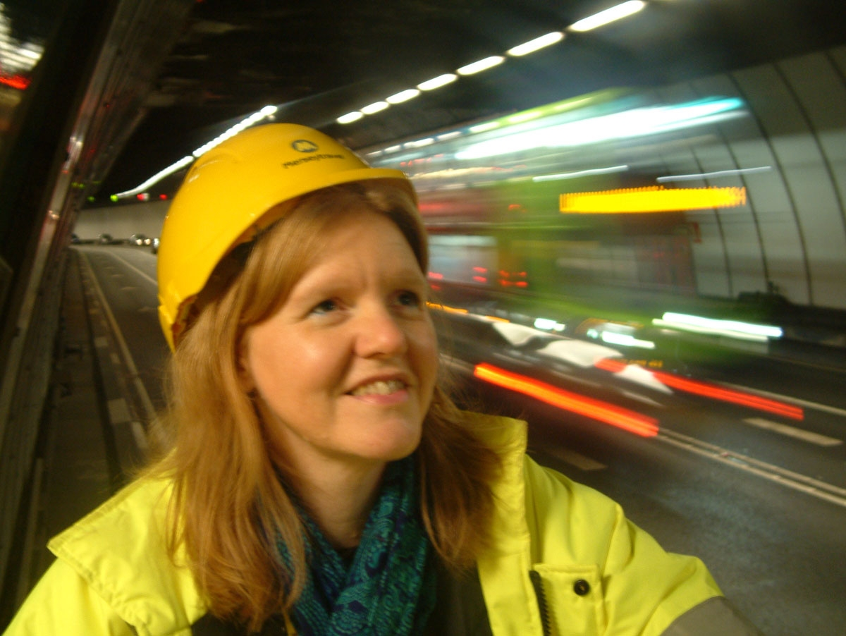 Chance to find out what goes on beneath the Mersey on tunnel tour