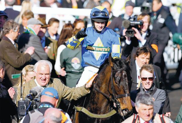 FLASHBACK: Auroras Encore wins the Grand National in 2013