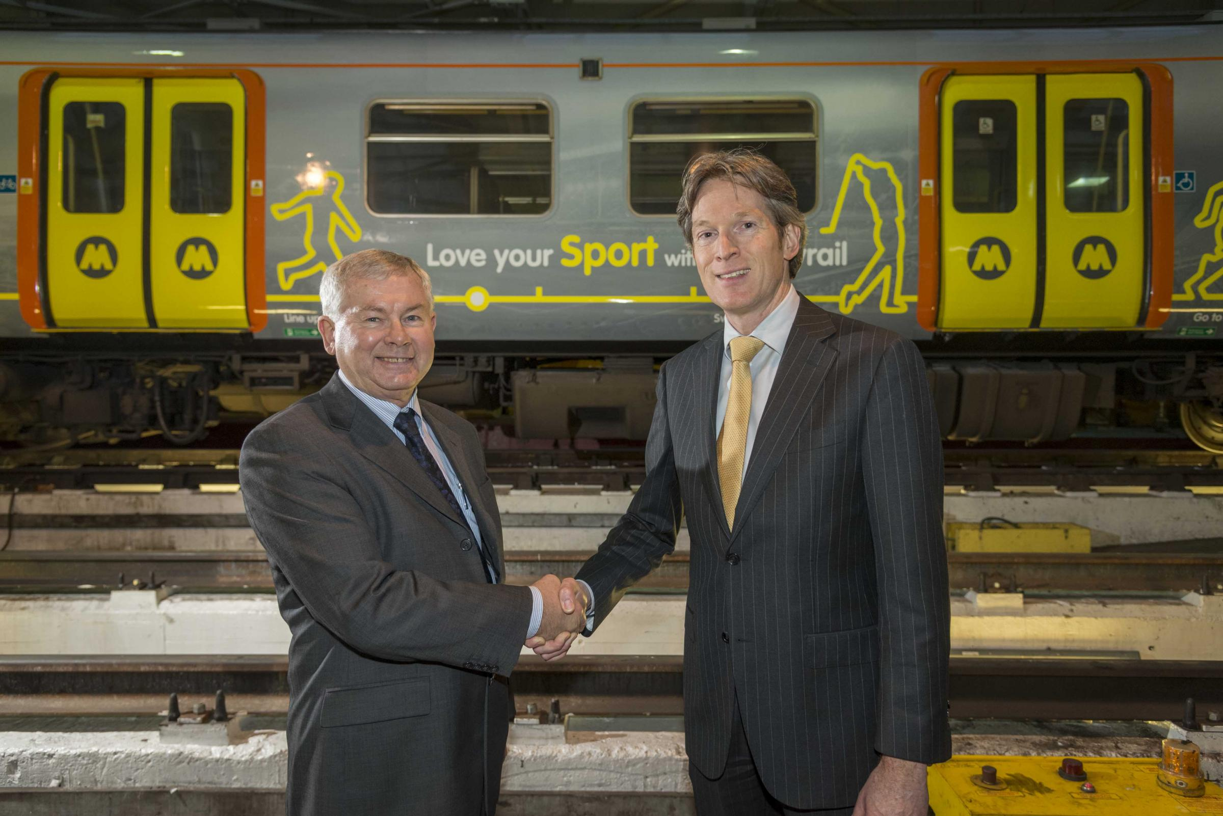 Fresher and brighter image for Merseyrail fleet