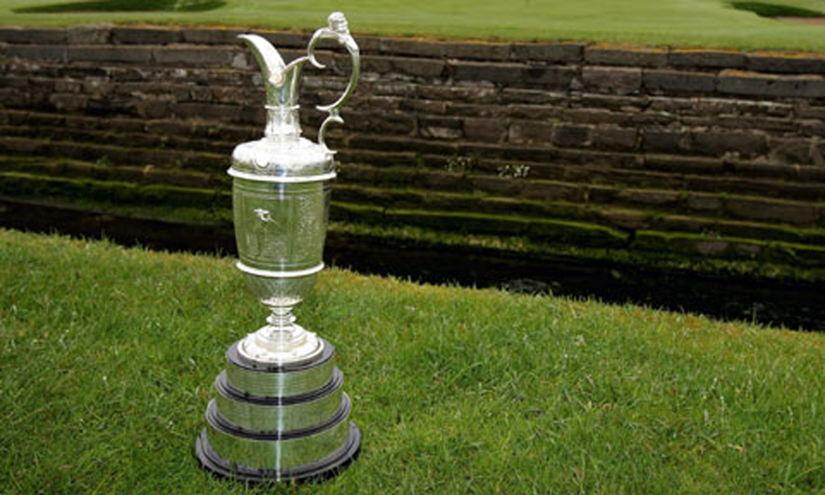 The Claret Jug, or to use its proper name, The Golf Champion Trophy, is presented to each year's winner of The Open Championship.