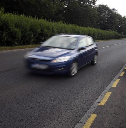 Motorists are a danger on Wirral's roads