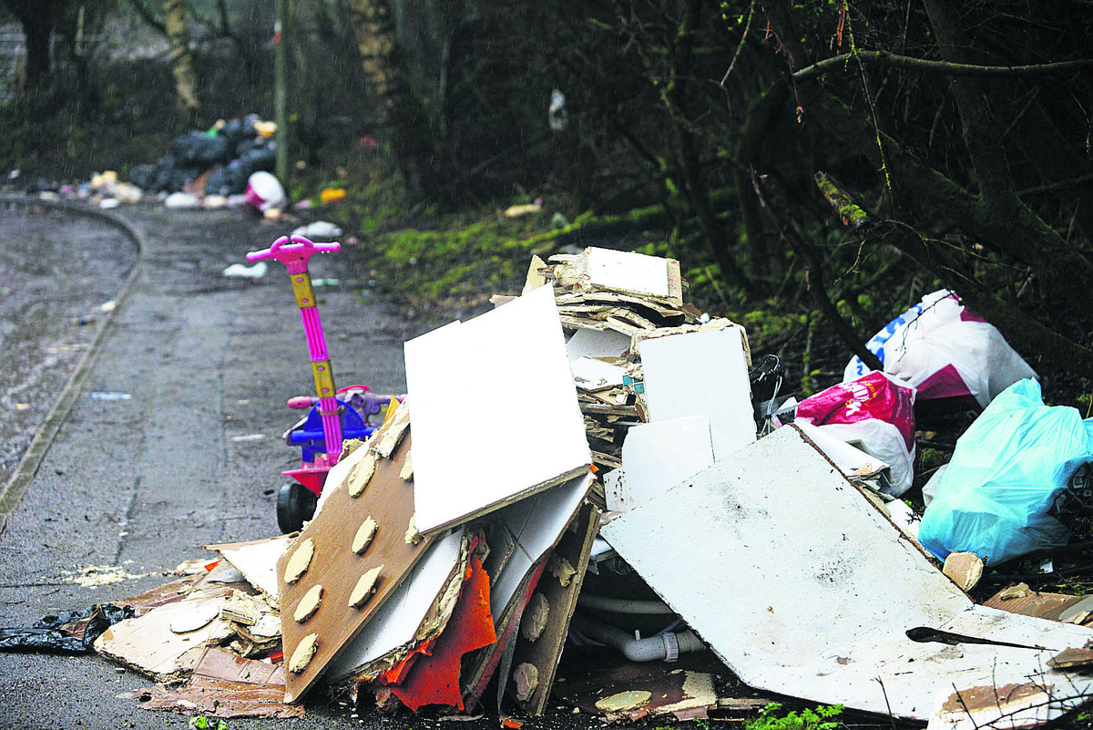 Wirral fly-tippers and dog foulers are selfish minority