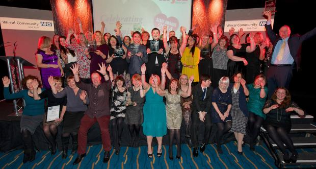 Wirral NHS staff honoured for their achievements