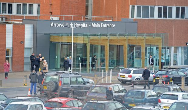 UPDATED: Flooding causes closure of Arrowe Park A&E