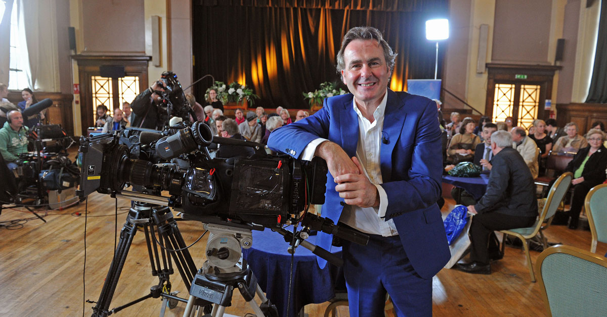 Flog It! stars visit Wirral