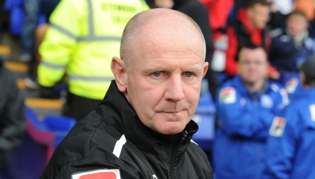 Assistant manager John McMahon
