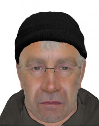 Police have issued an e-fit of a man they would like to trace in connection with a number of indecent exposures in Tranmere.