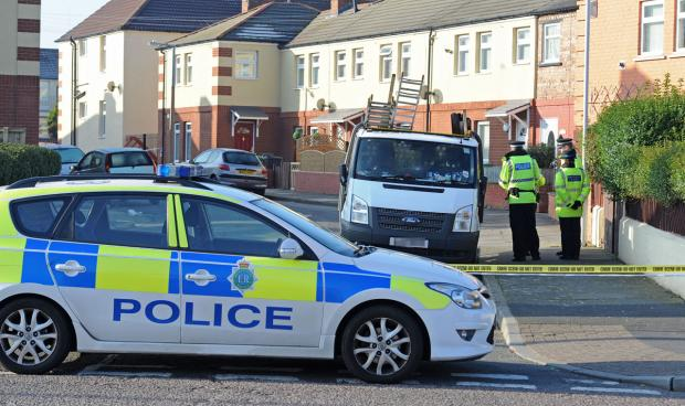 Wirral Globe: Patrols have been stepped up in the area to reassure the local community and detectives are appealing for anyone with information to come forward