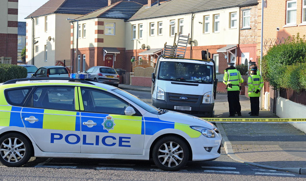 Is someone shielding gunman who shot 21-year-old in Birkenhead street?