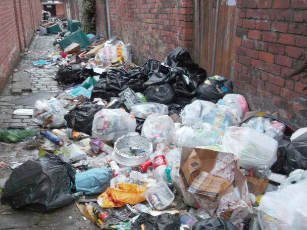 Readers invited to join Globe-backed campaign against fly-tippers