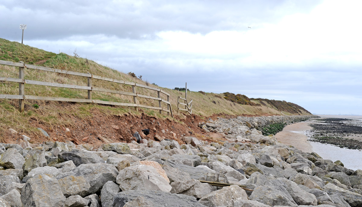 Caldy golf club hoping to keep the sea at bay