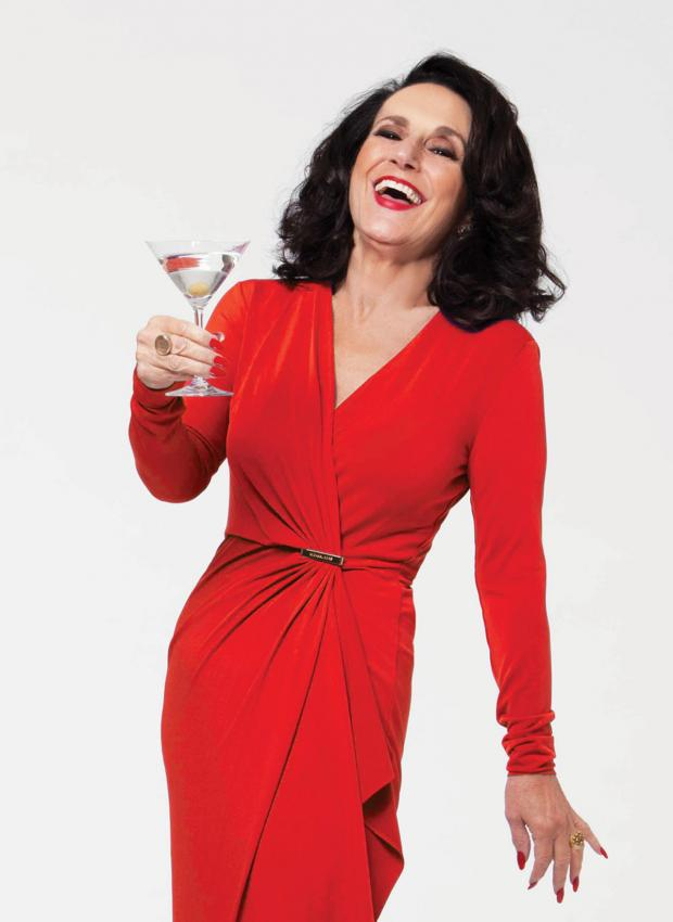 Wirral Globe: Lesley Joseph in Hot Flush!
