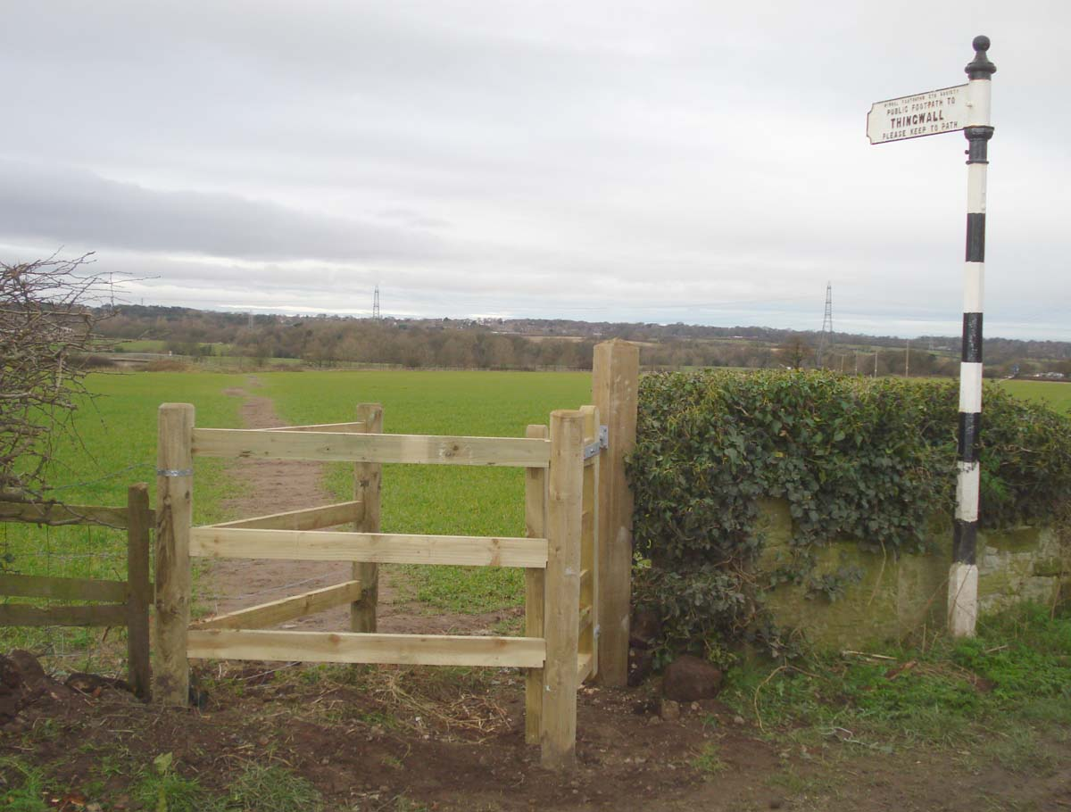 Access improved along Wirral's public paths