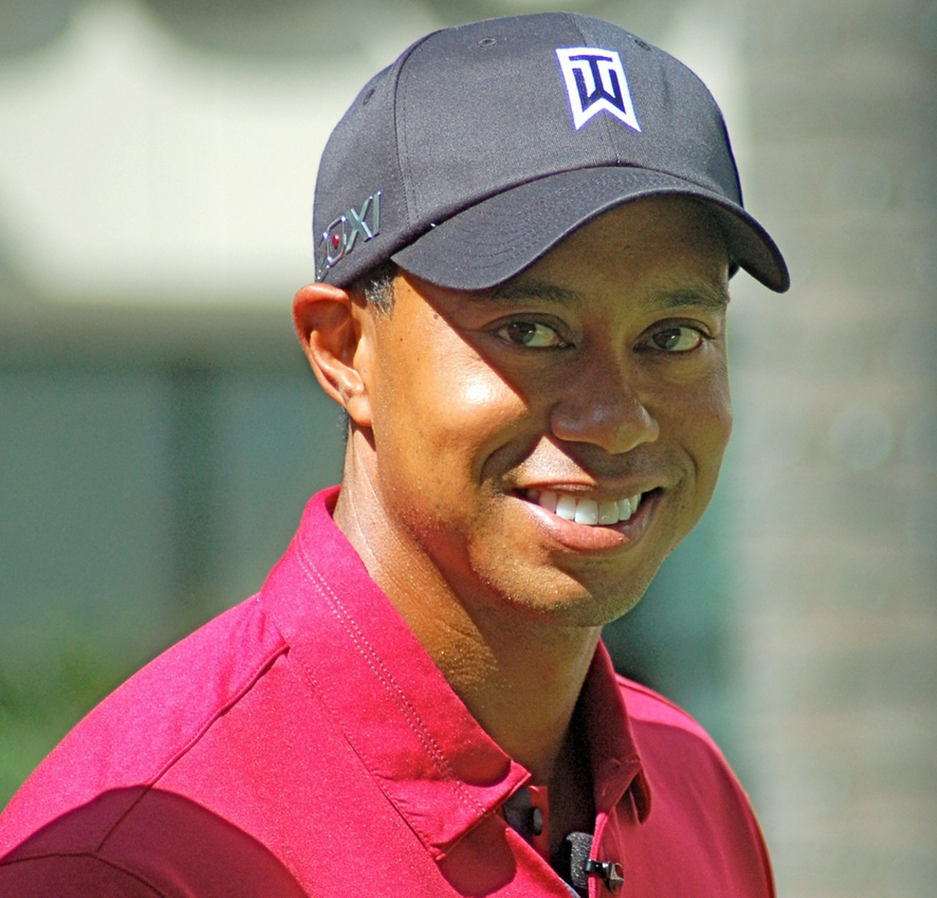 Tiger Woods completed 12 holes in practice on Saturday and a full round on Sunday.