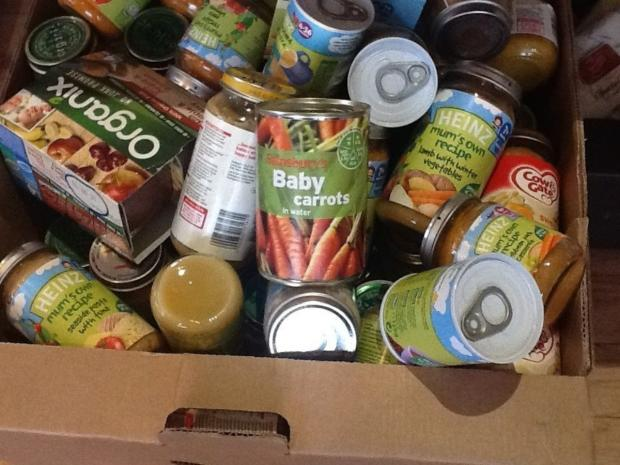 More people turn to foodbanks in Merseyside than any other region